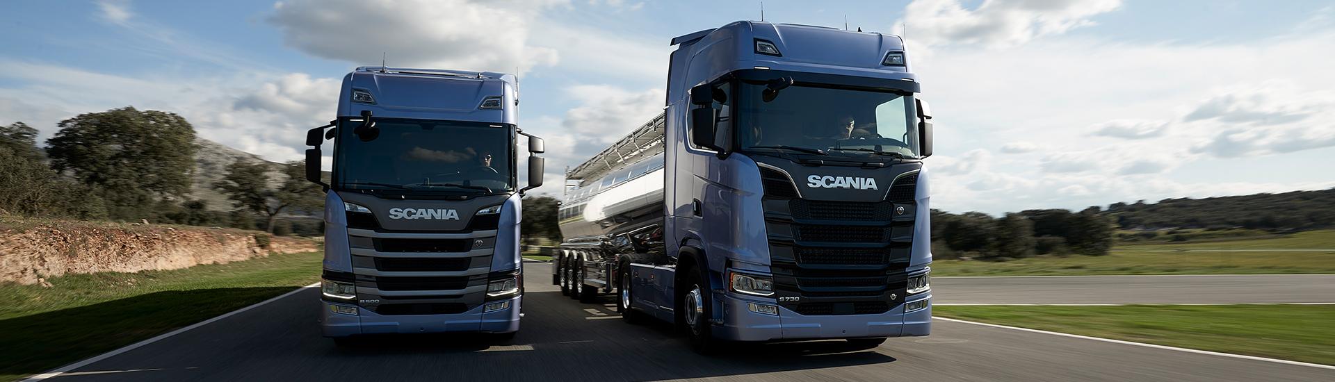 Missa inte Scaniaparaden den 26 augusti!